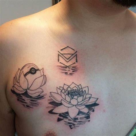 65 tatuagens de flor de l 243 tus as melhores fotos