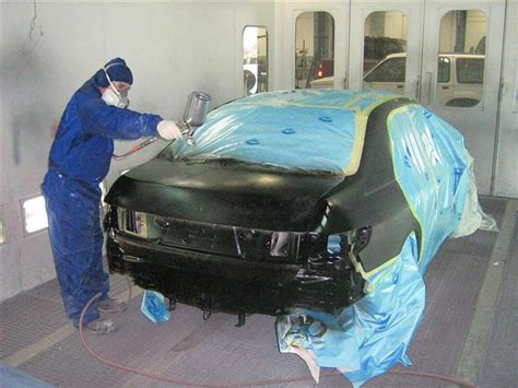 spray painting sop auto paint shops newsonair org