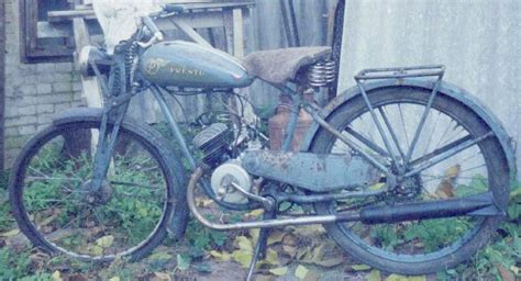 Sachs Motorrad 1950 by Presto Sachs 98 Cc 98 Cc And 125 Cc Motorcycles