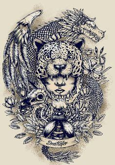 imagenes de tatuajes guerrero jaguar 17 best images about proyectos que intentar on pinterest