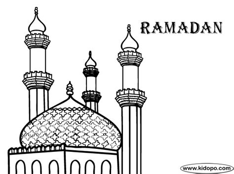 colpic ramadan coloring page