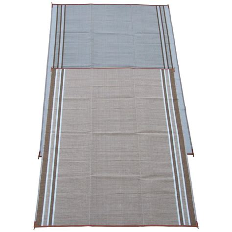 fireside patio mats beige 9 ft x 12 ft