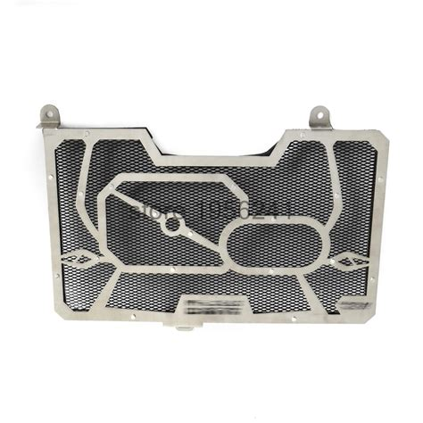 aliexpress buy stainless steel motorcycle radiator guard cover protector for bmw f800r