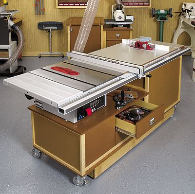 Mobile Home Design Tool Mobile Sawing Amp Routing Center Woodworking Plan From Wood