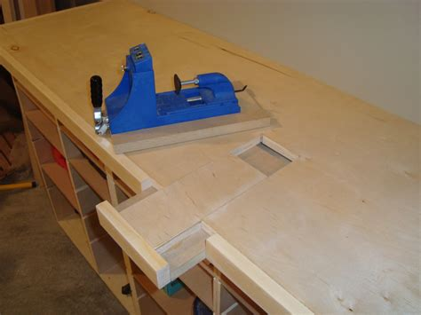 kreg jig bench plans bench 2 kreg owners community