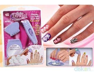 Manicure Di Bandung diskon salon express nail yogyakarta jagonya