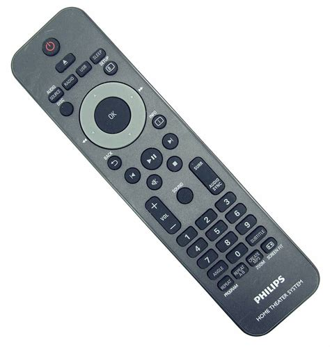 original philips remote 314302850451 home theater