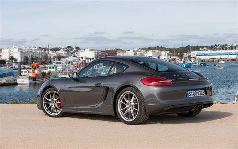Porsche Cayman S by 2014 Porsche Cayman S Drive Motor Trend