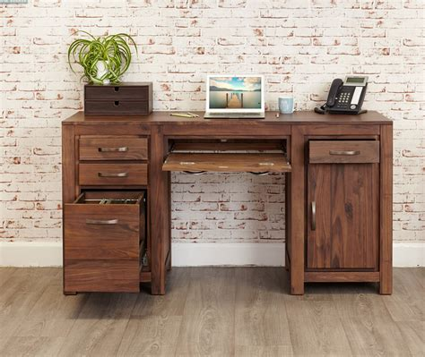 wooden home office desk home office furniture at wooden furniture store