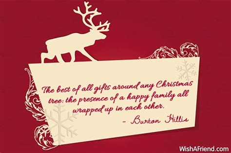 gifts  christmas quote  family