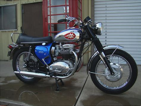 1965 BSA Lightning A65L Bobber Motorcycle   Motorcycles