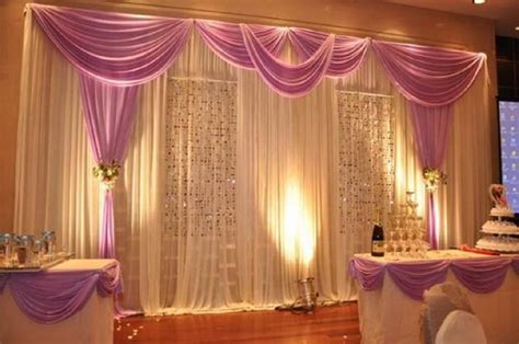 diy draping wedding why is diy pipe and drape so popular rk is professional