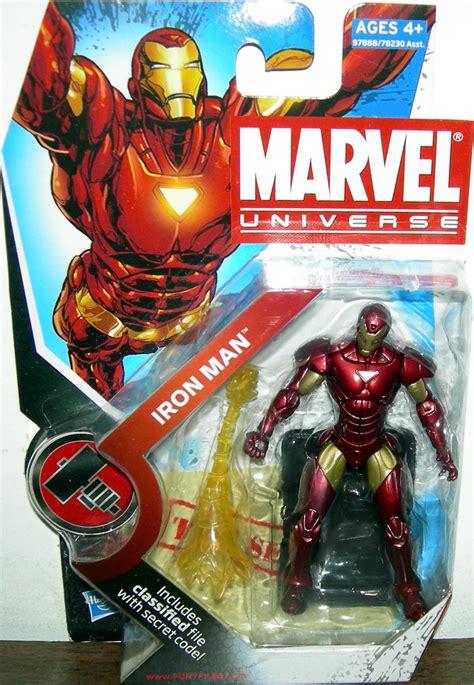 Figure Iron Heroes Marvel iron marvel universe series 2 007 figure