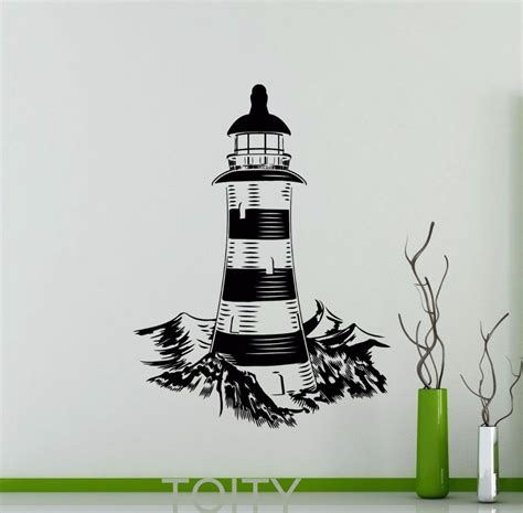 lighthouse wall mural lighthouse wall murals reviews shopping