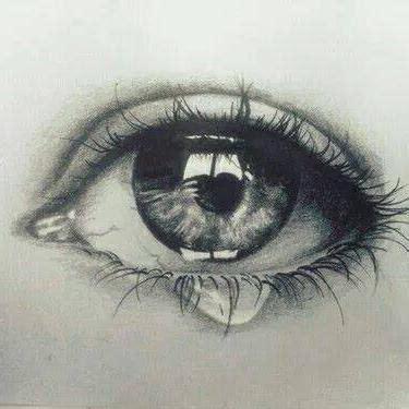 imagenes a blanco y negro tristes ojos image 4994345 by tschissl on favim com