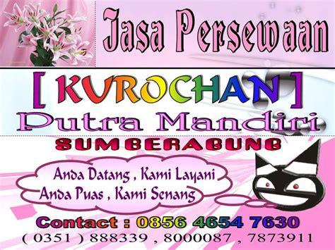 iklan weddingku kurochan putra mandiri penawaran jasa wedding organizer