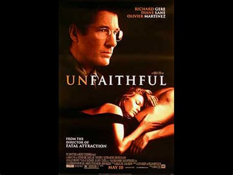 film unfaithful soundtrack quotes from movie unfaithful quotesgram