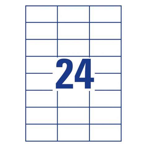 Word Vorlage Etiketten 70x37 Universal Etiketten 3474 Avery Zweckform