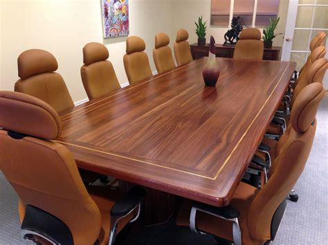 Boardroom Chairs For Sale Design Ideas Solid Wood Conference Tables Specialty Woods