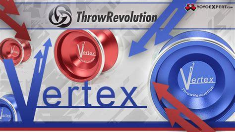 Throwrevolution Vertex yoyoexpert yo yo news new throw revolution vertex