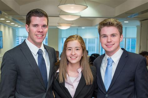 Duff Phelps And Mba Business School Interviews by Byu Marriott School Of Business News Students Place In