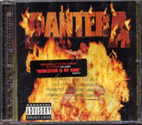 Pantera Reinventing The Steel Japan Pressing pantera reinventing the steel album cd records