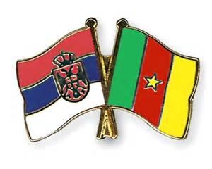 pin s de l amiti 233 drapeaux serbie sans armoiries cameroun