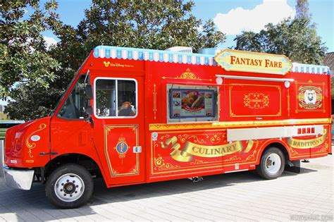 disney truck downtown disney side food trucks photo 1 of 12