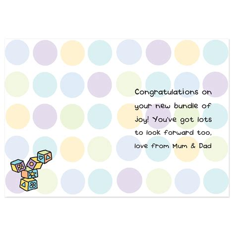 Baby Gift Card Messages - cards for newborn baby boy 2015 2015 greeting cards online