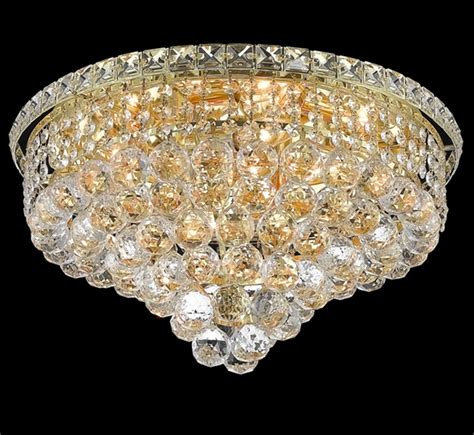 large flush mount ceiling light tranquil collection 18 dia large crystal flush mount