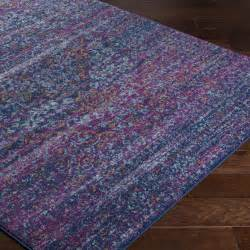 surya harput purple blue area rug wayfair