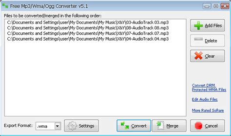 download mp3 wma ogg converter free mp3 wma ogg converter download