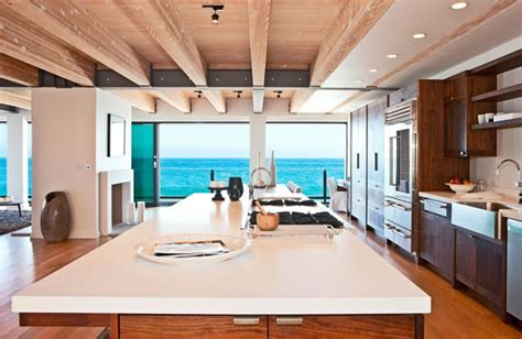 Perry Interiors by Matthew Perry S Malibu House