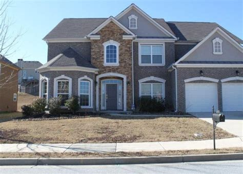 5853 jamerson drive atlanta ga 30349 foreclosed home