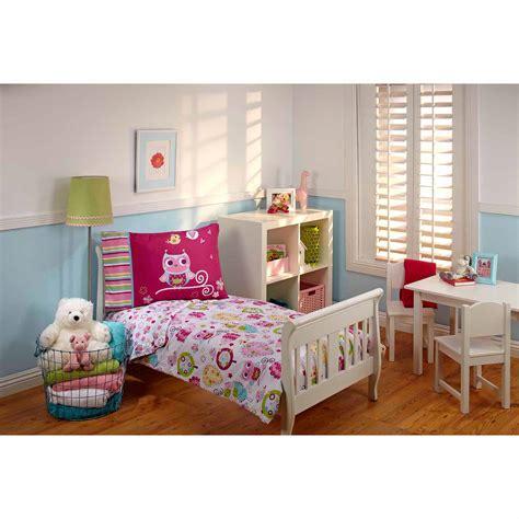 girls toddler bedding sets walmartcom
