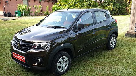 renault kwid black colour renault kwid variants explained firstpost