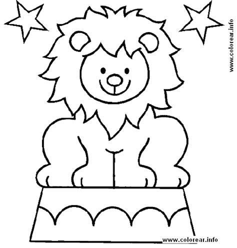 imagenes de leones para colorear the gallery for gt leon dibujo infantil