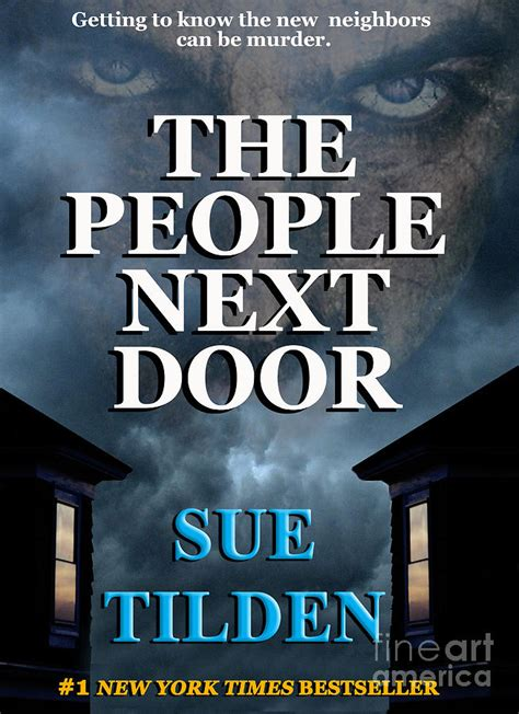 the psychic next door books the next door faux book cover photograph by mike