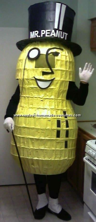 coolest planters peanut costumes