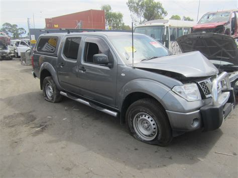 nissan turbo diesel nissan navara d40 yd25 turbo diesel 2012 wrecking
