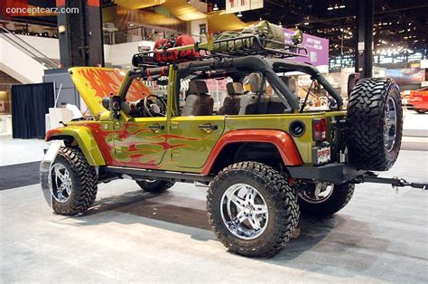 Modified Wrangler Jeep Auction Results And Data For 2007 Jeep Wrangler