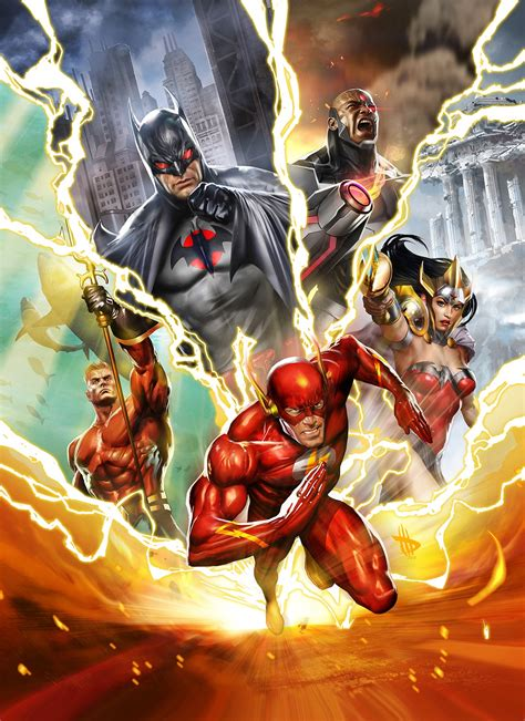Film Justice League The Flashpoint Paradox 2013 | justice league the flashpoint paradox review shooter