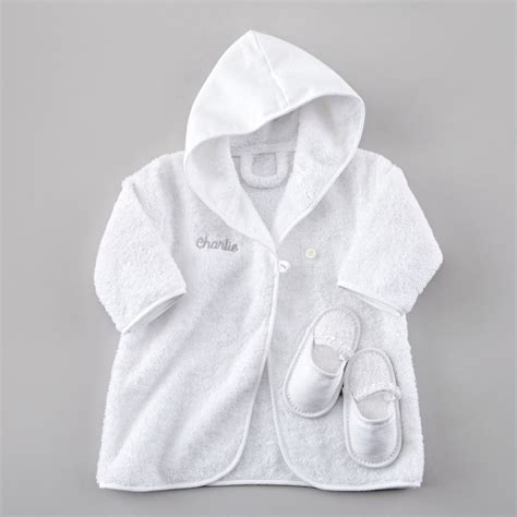 toddler bathrobe and slippers robes hooded towels the land of nod