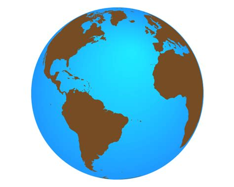earth map vector earth vector 123freevectors