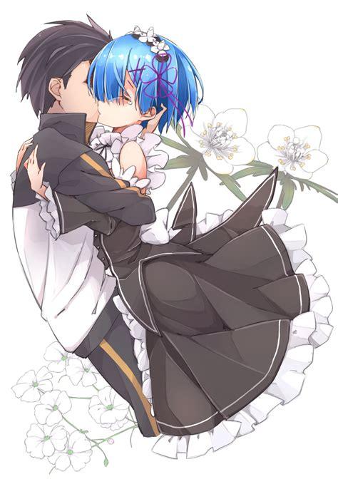 subaru and emilia married re zero subaru natsuki related keywords re zero subaru