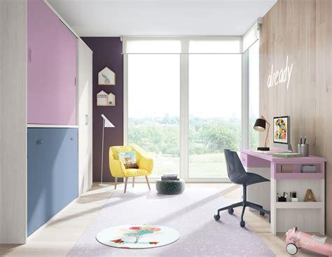 habitaciones juveniles camas abatibles dormitorios literas y camas abatibles