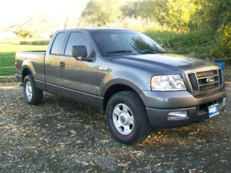 2004 Ford F150 Specs by 2004 Ford F150 Stx Supercab Data Info And Specs