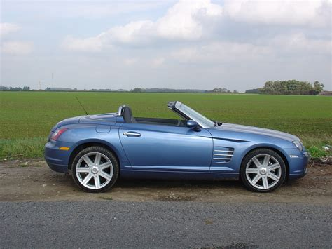 2004 Chrysler Crossfire Review by Chrysler Crossfire Roadster Review 2004 2008 Parkers
