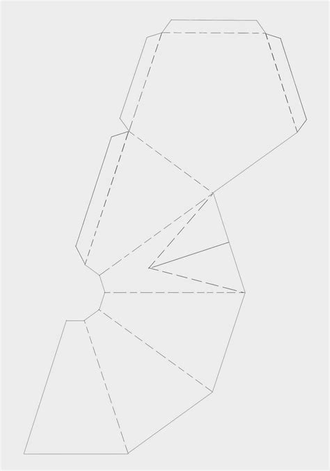 Teepee Craft Template by Teepee Box Template Search Packaging