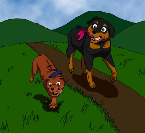 rottweiler character rottweiler characters by anonymous mystique on deviantart